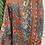 Thumbnail: Kimono seda cinza/salmão