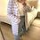 Thumbnail: Casaco padrão Vichy lilás