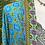 Thumbnail: Kimono seda turquesa