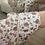 Thumbnail: Blusa estampada florzinhas rosa/verde