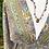 Thumbnail: Vestido estampado lilás/verde