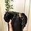Thumbnail: Malote de pêlo traçar preto For Time