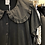 Thumbnail: Vestido preto com gola baby