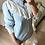 Thumbnail: Camisa de ganga com renda
