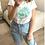 Thumbnail: T-shirt dreams verde
