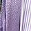 Thumbnail: Casaco de malha comprido lilás