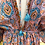 Thumbnail: Vestido seda manga larga salmão
