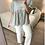 Thumbnail: Blusa oversize bolinhas menta
