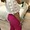 Thumbnail: Blusa branca renda manga