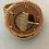 Thumbnail: Cinto elástico c/fivela redonda tostado