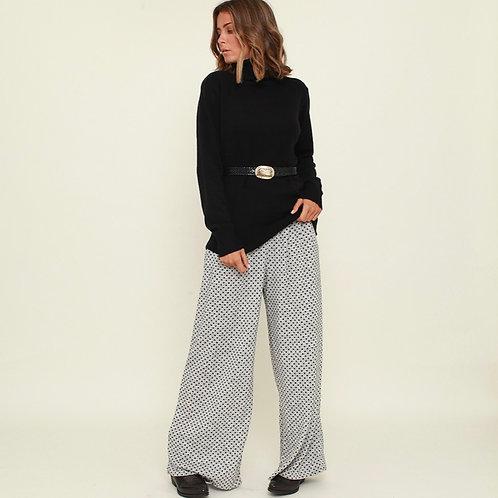 Calças pantalonas polares Vintage Bazaar