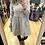 Thumbnail: Vestido beje com gola