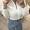Thumbnail: Camisa branca bordado inglês