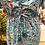 Thumbnail: Vestido estampado berloques água