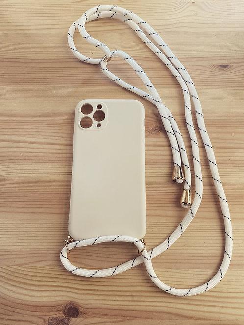 "Capa de telemóvel Iphone 11 PRO 5.8"" liso cru"