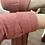 Thumbnail: Vestido de malha com estrelinha telha