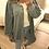 Thumbnail: Casaco/camisa aveludado água