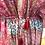 Thumbnail: Vestido seda manga larga rosa