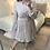 Thumbnail: Vestido plissado c/cinto