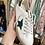 Thumbnail: Sapatilhas brancas estrela verde