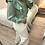 Thumbnail: Calça wide leg com cinto branco