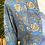 Thumbnail: Kimono seda azul/verde