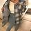 Thumbnail: Casaco/camisa xadrez azul/cru