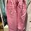 Thumbnail: Calça paper bag rosa