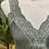 Thumbnail: Top acetinado com renda kaki