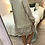 Thumbnail: Vestido combinado sweat e saia florzinhas