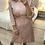 Thumbnail: Vestido camisa rosa