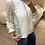 Thumbnail: Blusa branca bordada
