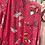 Thumbnail: Vestido Boho fúcsia