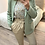 Thumbnail: Blazer verde com folhinho bolso