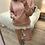 Thumbnail: Conjunto de algodão rosa