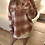 Thumbnail: Camisa/casaco xadrez rosa velho