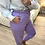 Thumbnail: Calça paper bag lilás