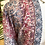 Thumbnail: Kimono seda cinza/rosa