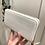 Thumbnail: Carteira croco branco Don Algodon