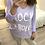 Thumbnail: Camisola Rock & Love lilás