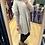 Thumbnail: Vestido camisa beje