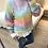 Thumbnail: Camisola de malha arco-íris