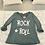 Thumbnail: Camisola Rock & Roll menta