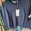 Thumbnail: Camisola de malha azul Naf Naf
