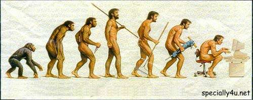 New light on evolution?