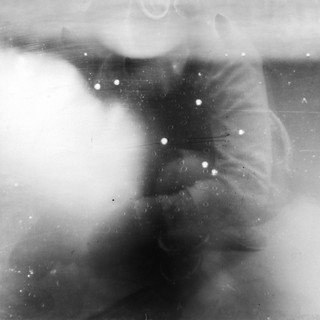 The picture was taken under water by a film camera of the size 18 by 24 cm. Pinhole. Without a shutter. X-ray film. Exposure about 40 sec.