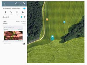 Обзор сервиса DroneDeploy