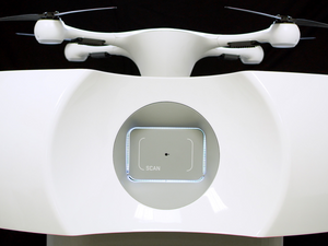 Автономные дроны с управлением через интернет