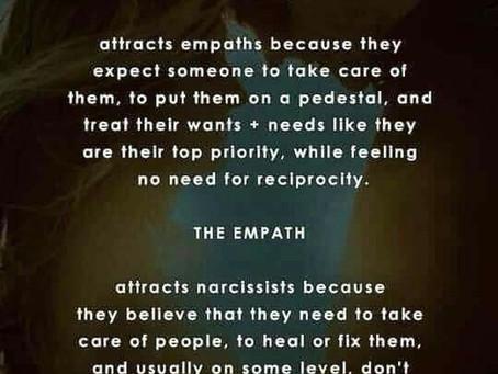 Empath & Narcissist