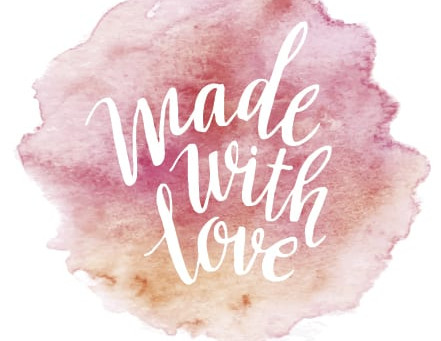 Made with love. Cooking with intention.